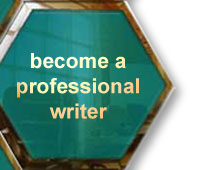 How do you become a professional writer?
